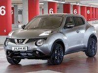 Nissan : série spéciale Dark Sound pour le Juke