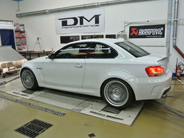 BMW Serie 1 M DM Performance. 409 chevaux, sans forcer