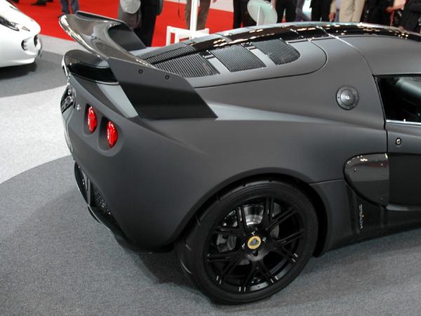 Le V10 de la Lexus LFA sous le capot d'une Lotus?