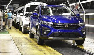 Forte chute de la production automobile mondiale en 2020