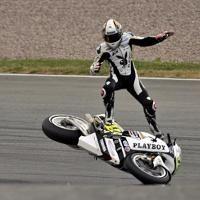 Moto GP - Allemagne: Fin de série pour Randy