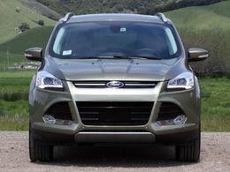Ford rappelle ses Escape pour un problème de tapis