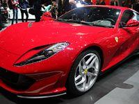 Ferrari 812 Superfast : c'est marqué dessus - en direct du Salon de Genève 2017