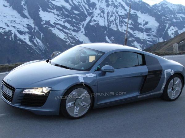 Surprise : une Audi R8 à boîte double embrayage en test
