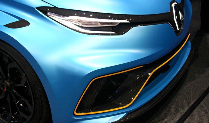 Vid o voitures lectriques toutes les nouveaut s du for Salon du vehicule de loisir 2017