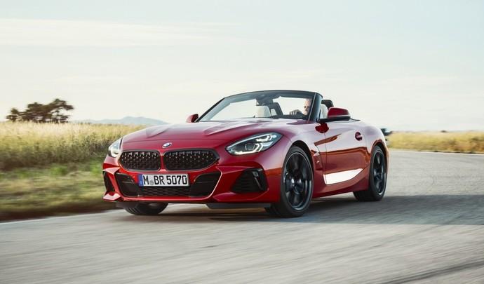BMW : fin du Z4 déjà annoncée et arrivée d'un X8 M