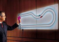 Un circuit télécommandé magnétique !