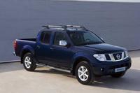Légères modifications sur la gamme du Nissan Navara