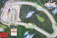 Circuits d'Hockenheim et du Nüburgring vers l'alternance