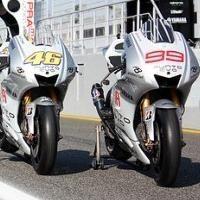 Moto GP - Yamaha: Nouvelle déco pour Estoril