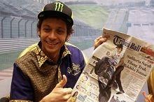 MotoGP: Rossi plaide pour un Grand Prix en Indonésie