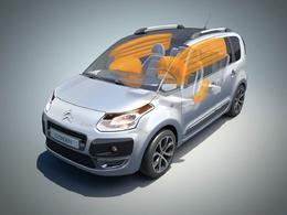 Mondial de Paris - Citroën y présentera 3 nouvelles C3!