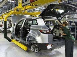 Tata annonce un investissement de plus de 800 millions d'euros pour Jaguar Land Rover