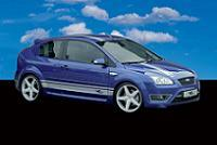 Ford Focus ST by Wolf Concept