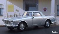 Miniature : 1/43ème - LANCIA Flaminia coupé