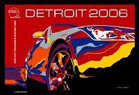 Salon de Détroit 2006 : demandez le programme !