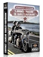 Harley-Davidson lance des coffrets cadeaux à la journée
