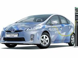 20 Toyota Prius hybrides rechargeables bientôt testées à Londres