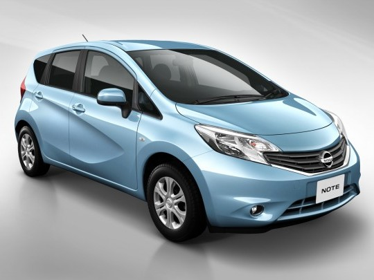Nouvelle Nissan Note: 1ère photo
