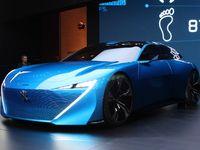 Peugeot Instinct Concept : prometteur - Vidéo en direct du salon de Genève 2017