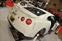Blitz transforme la Nissan GT-R en propulsion!