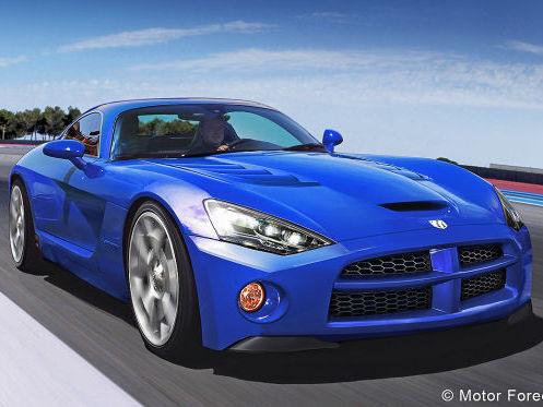 La future Dodge Viper aura-t-elle un moteur Ferrari ?