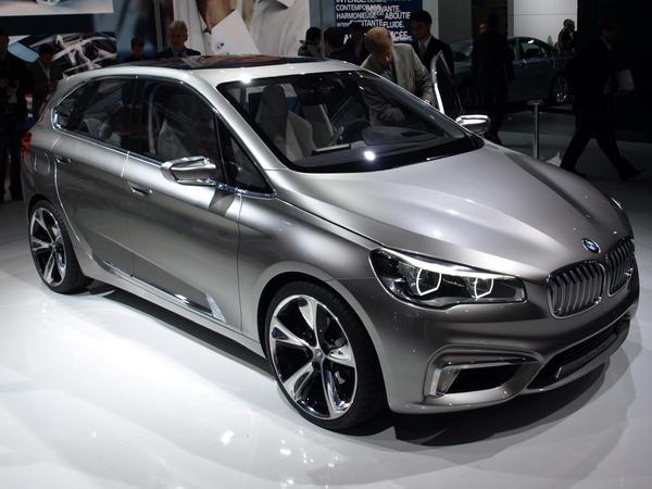 Le patron de BMW confirme les 11 futures tractions du groupe