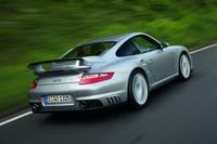 Porsche 997 GT2 : 7 mn 32 s sur le Ring' !