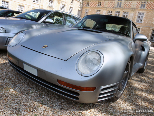 Photos du jour : Porsche 959 Replique