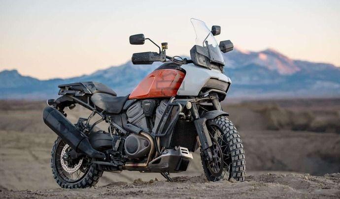 La Harley-Davidson Pan America entre en production!