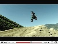 Kawasaki KX250F : La nouveauté 2011 en vidéo