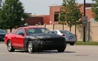 Future Ford Mustang Phase 2 pour 2009
