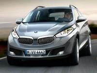 Future BMW X4 : la mule ?