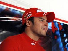 Felipe Massa garde espoir