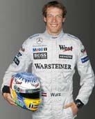 Alexander Wurz, pilote N°3 de l'écurie WilliamsF1