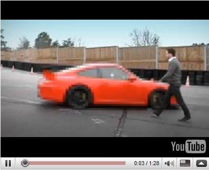 Vidéo : future Porsche 911 GT3 RS : le verdict du passager