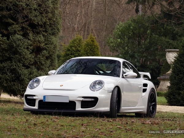 Photos du jour : Porsche 911 997 GT2
