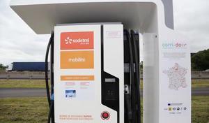 Électrique: Sodetrel dépasse les bornes