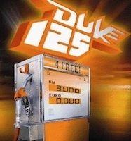 Promo 125 Duke: KTM vous offre 3 000 kms d'essence