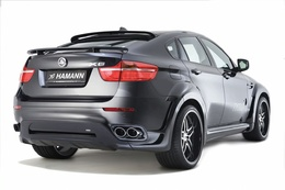 Hamann BMW X6 TYCOON Widebody : gros calibre