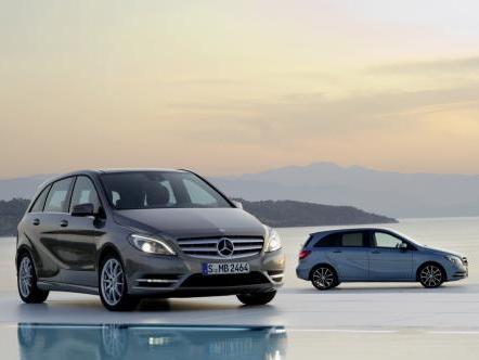 Mercedes: un SUV compact en préparation