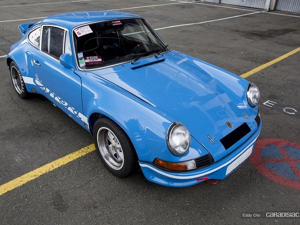 Photos du jour : Porsche 911 2.8 RSR (Exclusive Drive)