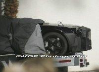 Future Mercedes SLC : la mule !