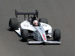 Indy Lights: J.-K. Vernay toujours leader