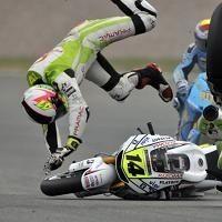 Moto GP - Allemagne: Le team Pramac ne gardera pas un bon souvenir du Sachsenring