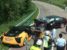 Terrible accident en Allemagne : le chef pilote essayeur de Toyota se tue au volant d'une Lexus LFA Nürburgring Edition