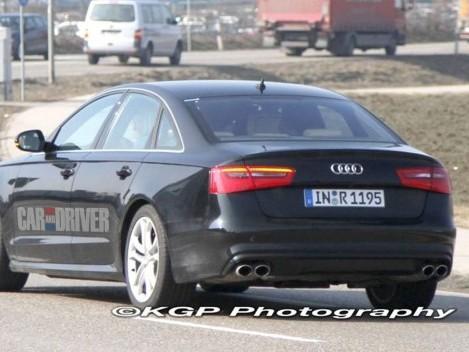 Les prochaines Audi S6 et S7 également proposées en diesel?