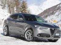 Salon de Genève 2017 - Alfa Romeo Stelvio : bellissimo