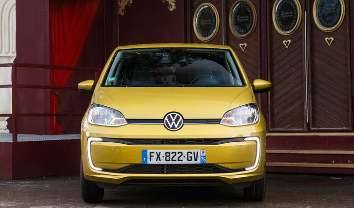 Volkswagen e-Up ! : jouvence électrique – Salon Caradisiac Electrique/hybride 2021