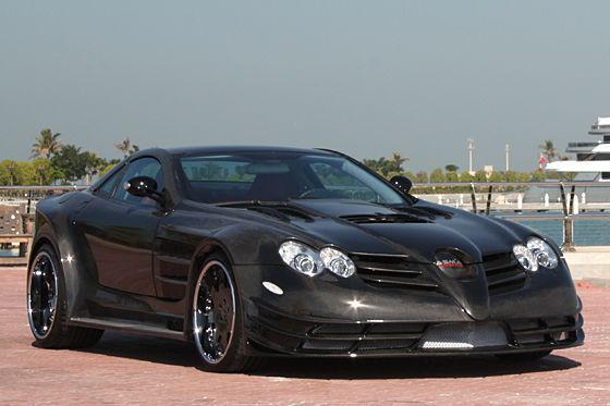 Mercedes SLR ASMA : affreux, affreux, affreux